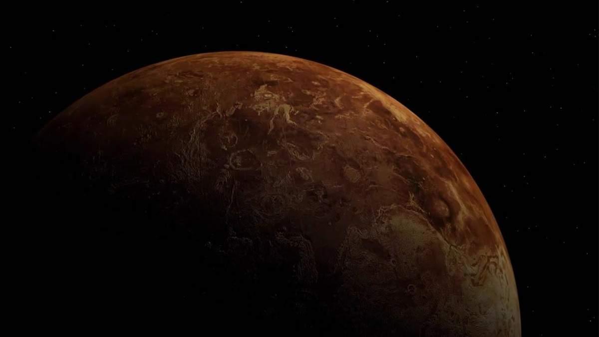 На Венере могла существовать жизнь