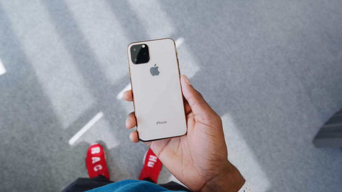 Краш-тест: iPhone 11 Pro Max испытали на прочность