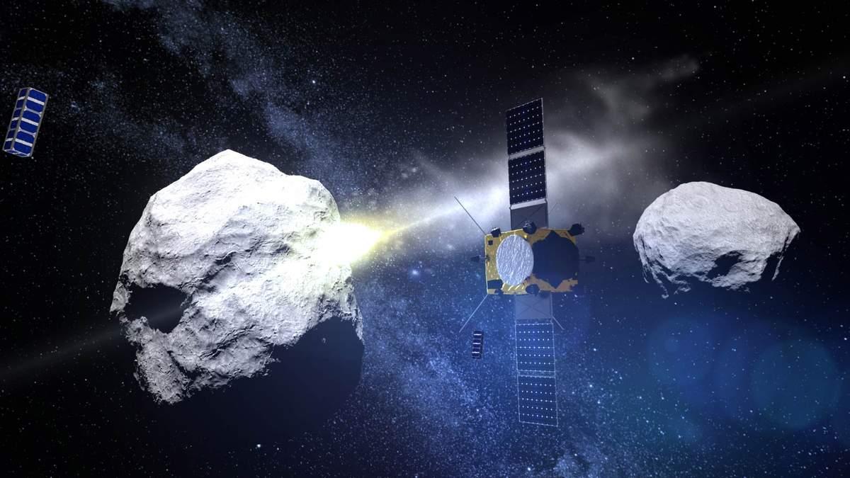 NASA готовится к борьбе с астероидами: детали миссии