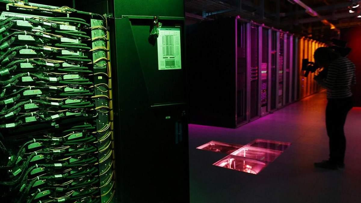 Google створила найпотужніший квантовий комп'ютер