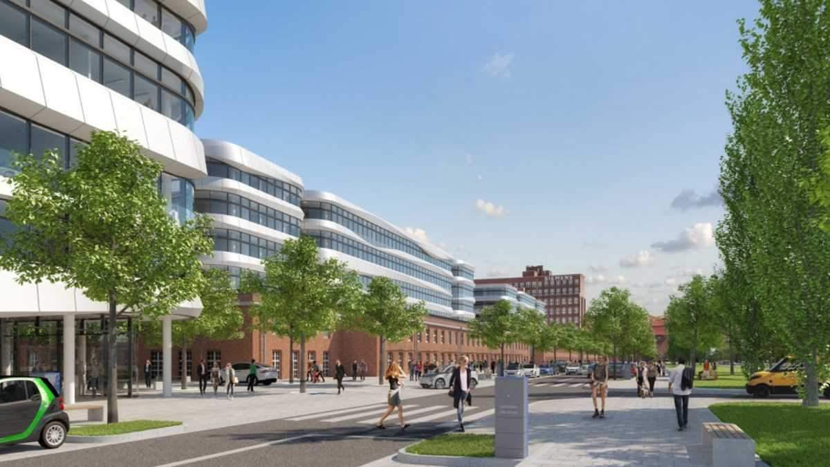 """Siemens збудує """"розумне місто"""" в Берліні: деталі"""