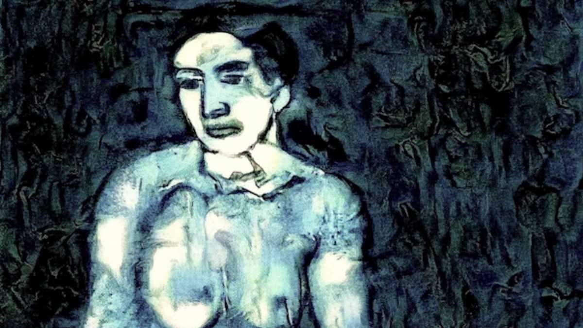 ИИ восстановил картину Пикассо