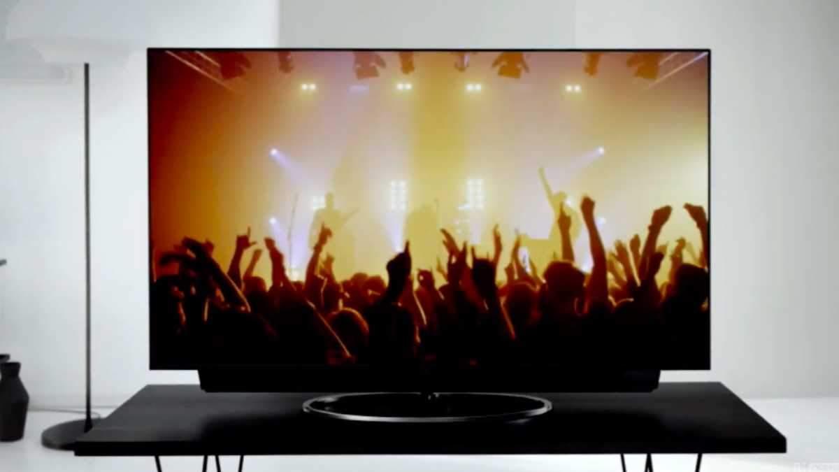 OnePlus представила свій розумний телевізор