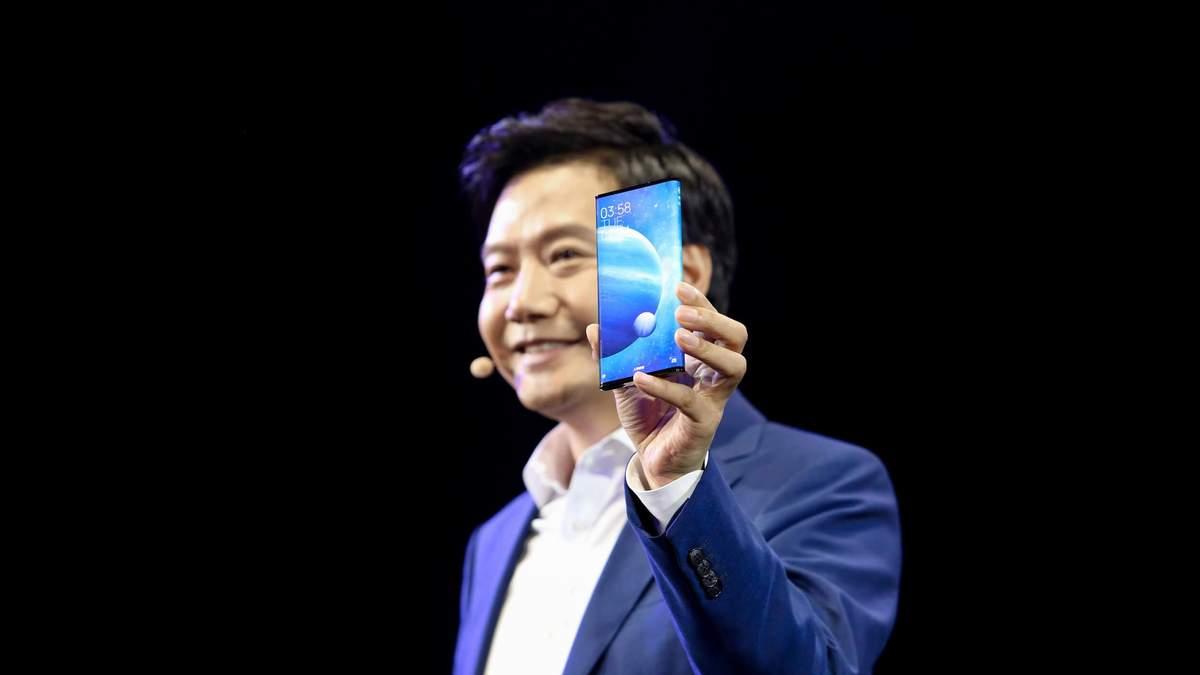 Xiaomi не будет выпускать смартфон Mi Mix 4