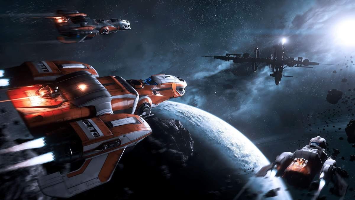 Найдорожчий корабель у грі Star Citizen розкупили за кілька секунд: деталі
