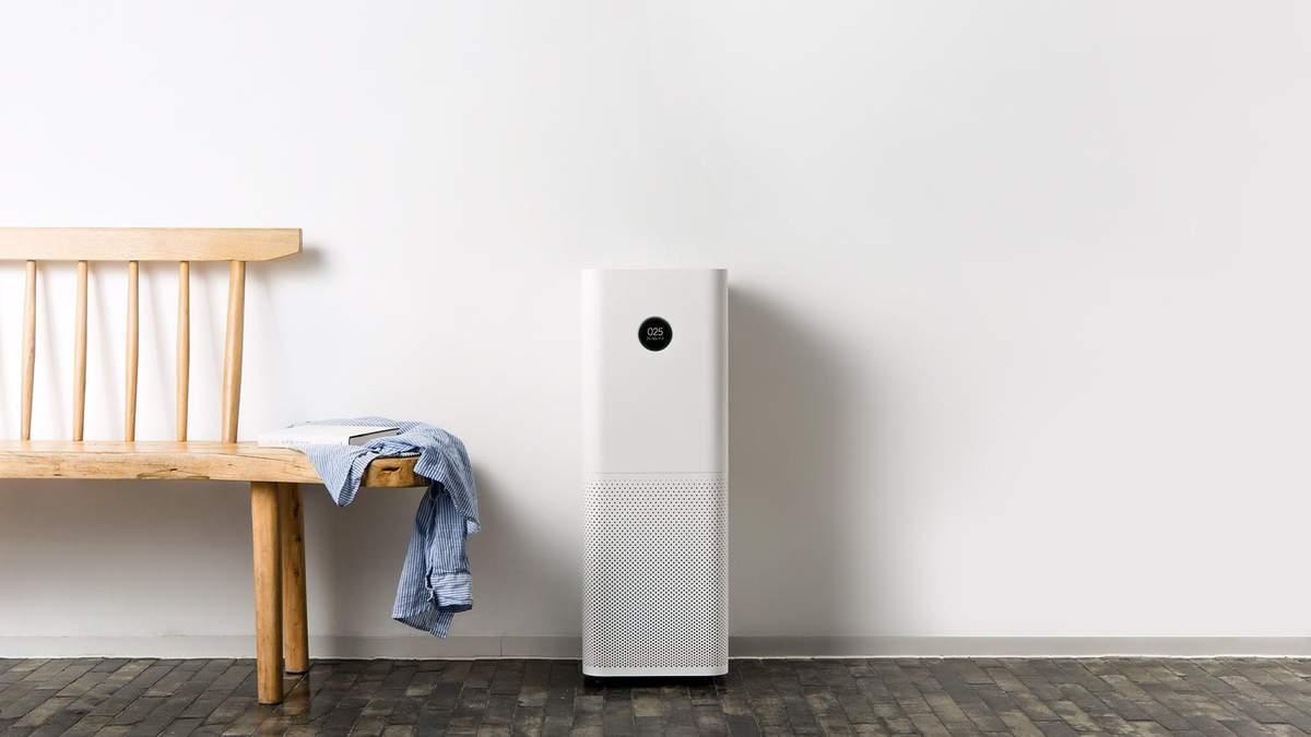 Xiaomi представила функциональный воздухоочиститель: особенности и цена