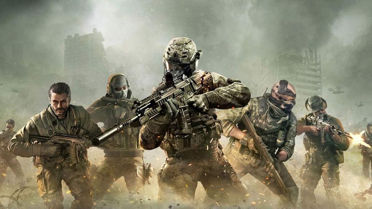 Игра Call of Duty Mobile официально доступна на iOS и Android