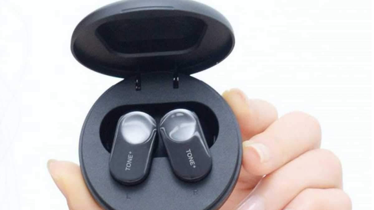 Преміальні навушники LG Tone+ Free