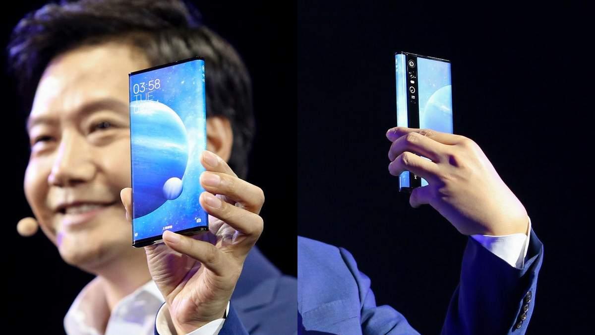 Революційний смартфон Mi Mix Alpha: як знімає його 108-мегапіксельна камера