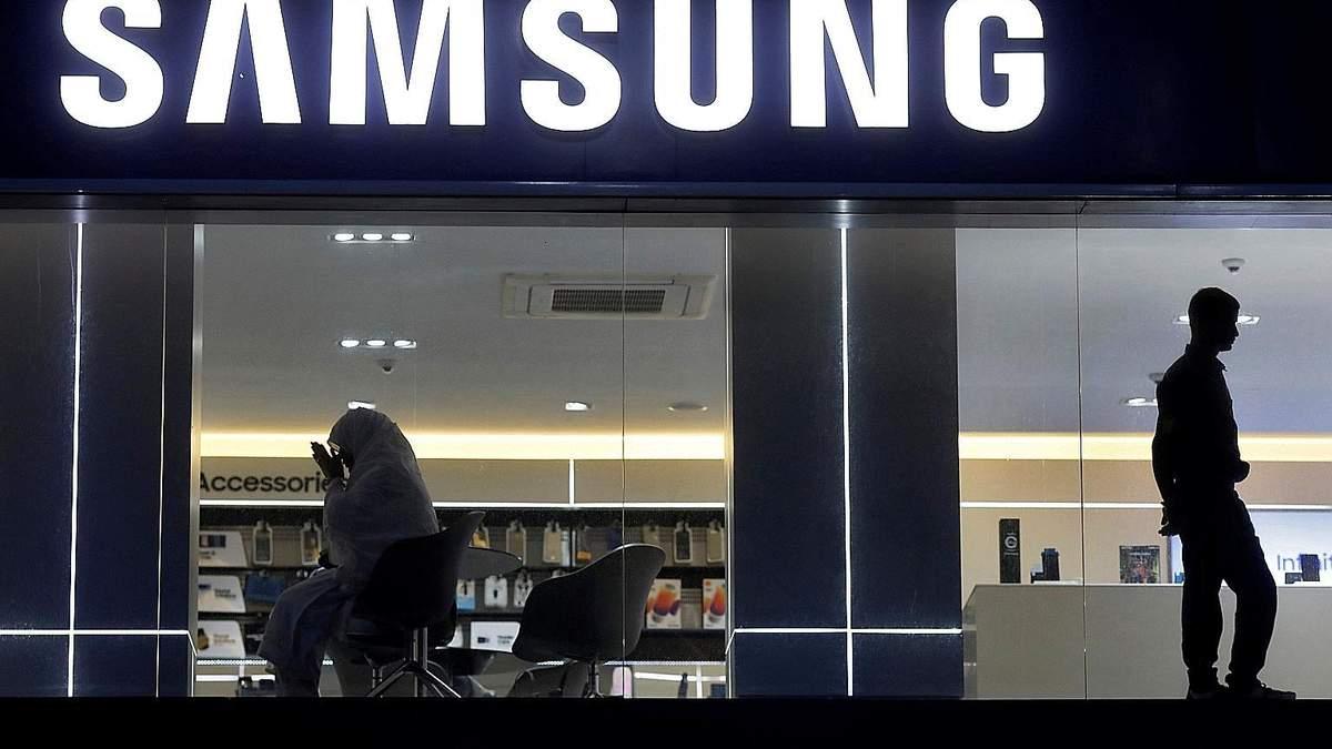 Samsung закрив свій останній завод у Китаї