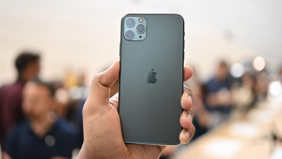Какова себестоимость iPhone 11 Pro Max