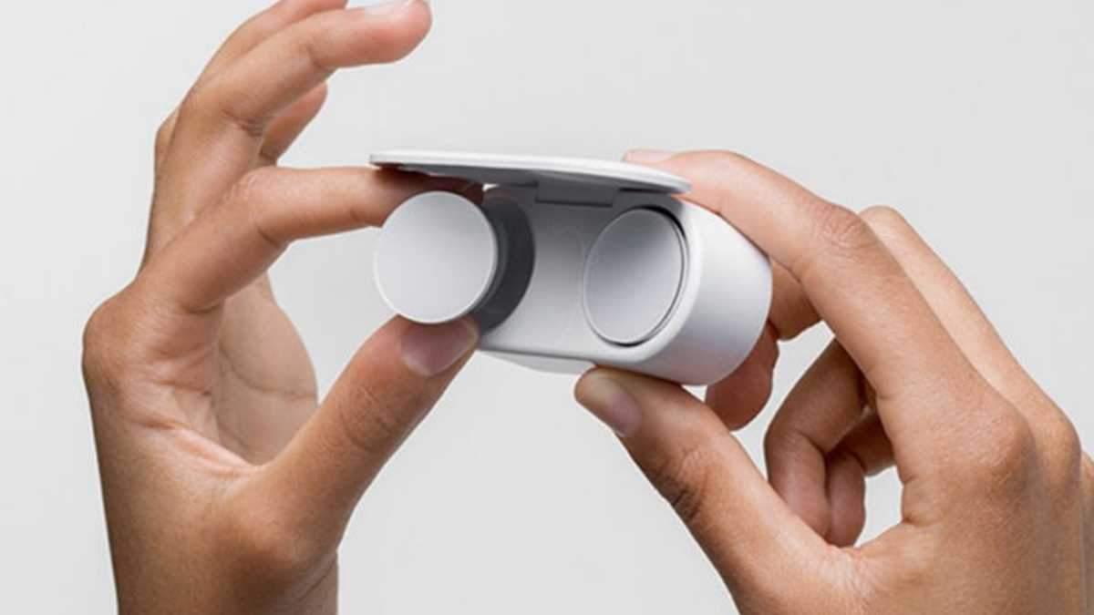 Microsoft представила беспроводные наушники с оригинальным дизайном и поддержкой Office 365