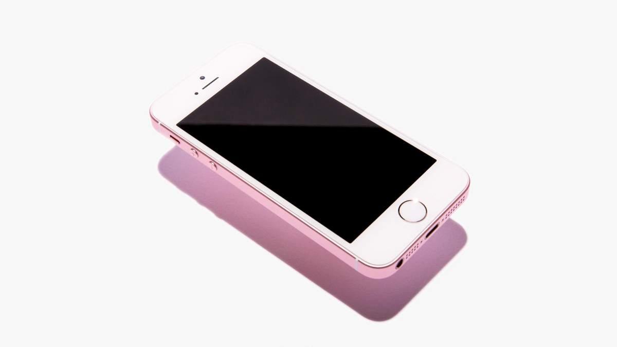Бюджетный iPhone SE