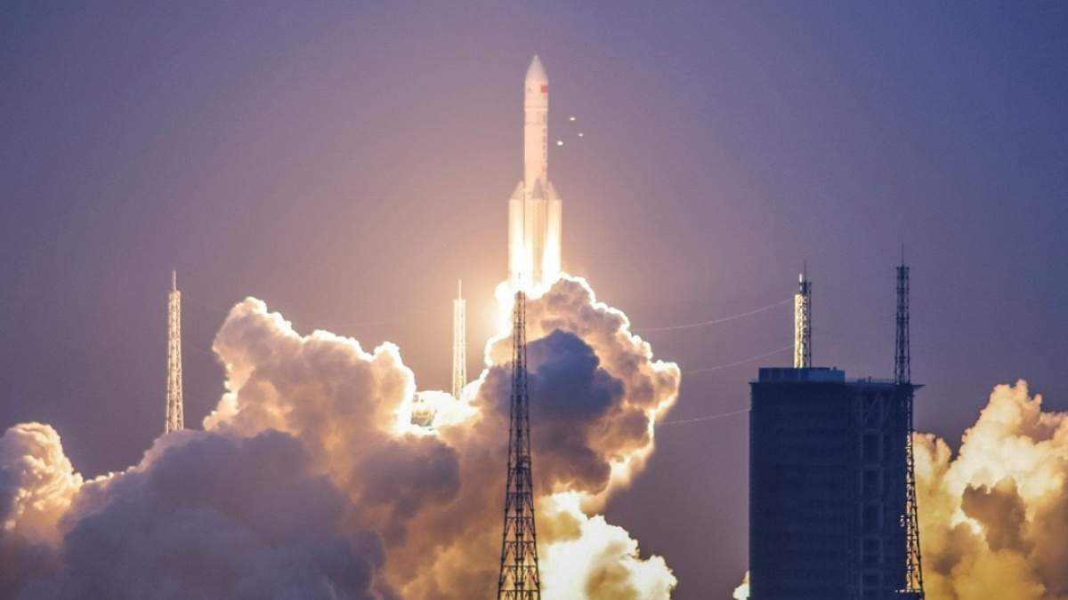 Китайські інженери створили власний Starship для місячної місії