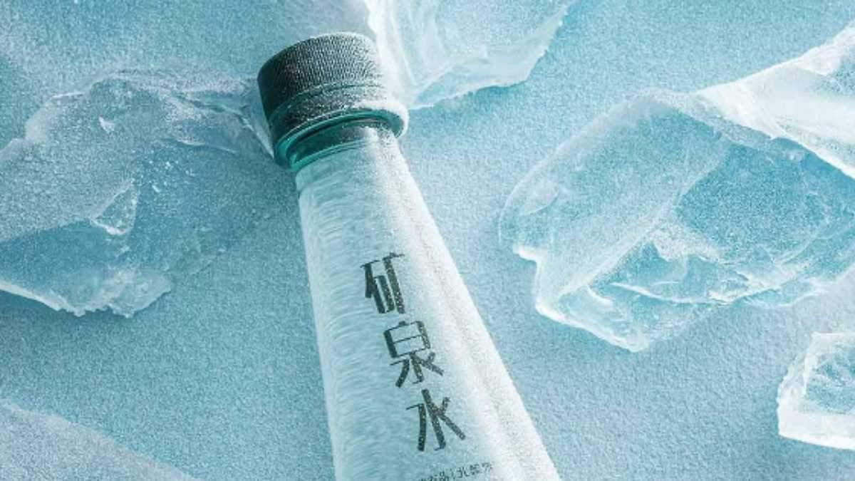 Xiaomi начала выпускать минеральную воду