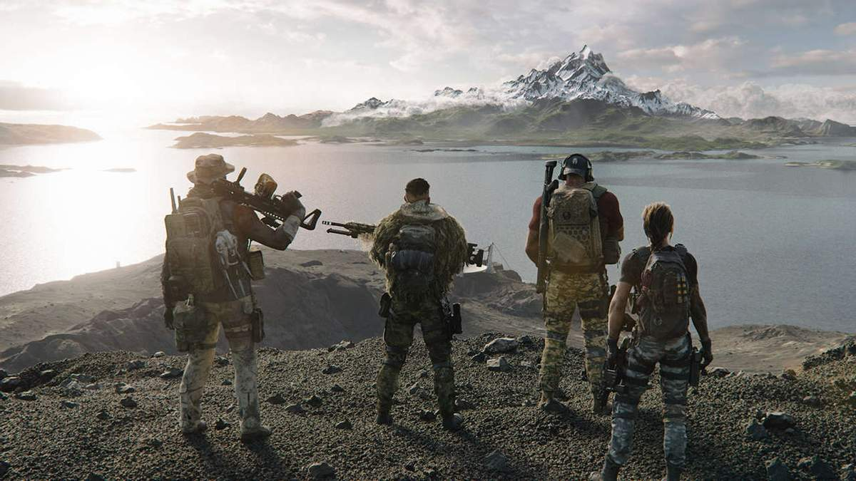 Українці зняли трейлер гри Tom Clancy's Ghost Recon Breakpoint