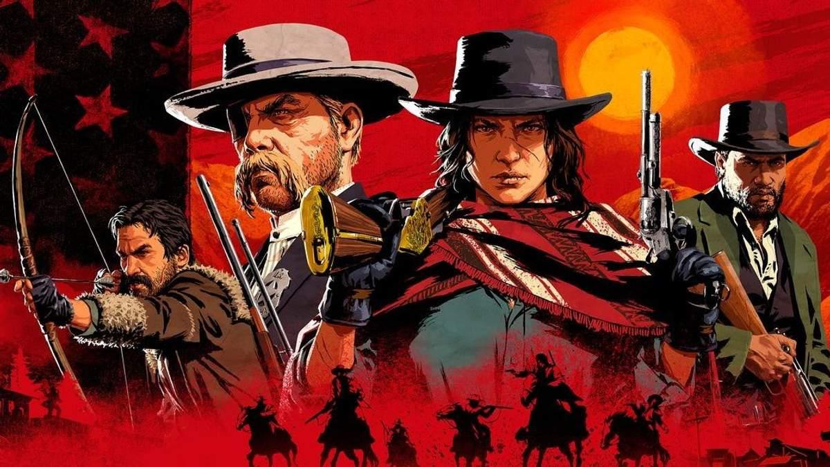 Red Dead Redemption 2 офіційно виходить на PC: трейлер гри