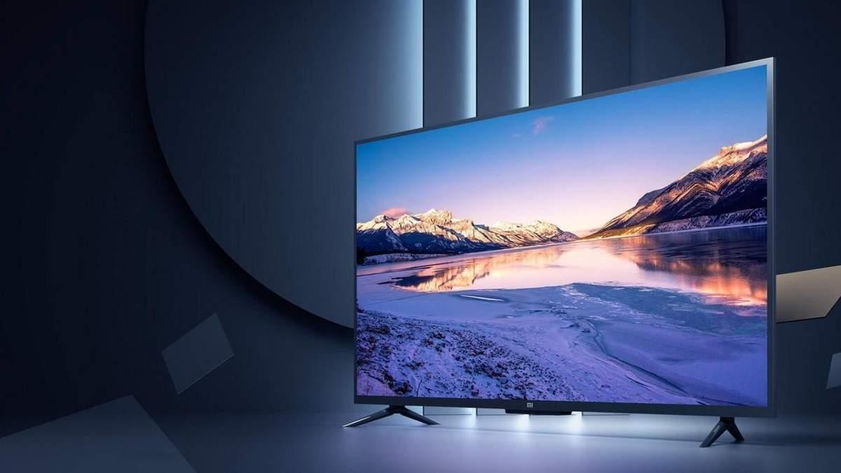 В Україні представили смарт-телевізори Xiaomi Mi TV 4A та Mi TV 4S: характеристики та ціна