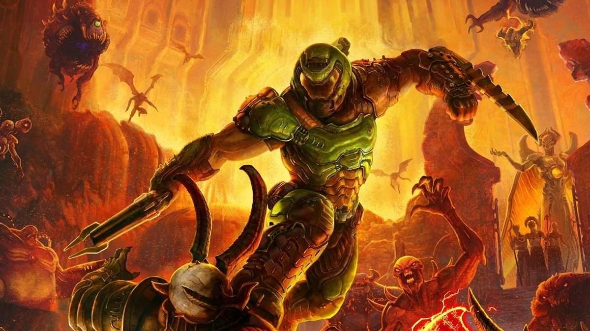 Дату релиза Doom Eternal перенесли на 2020 год: причина