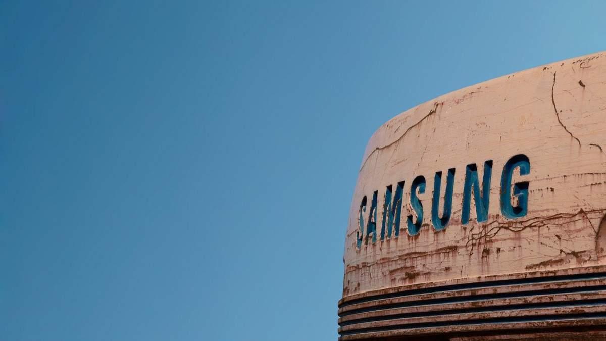 Вырез наоборот: Samsung запатентовала странный смартфон – снимок