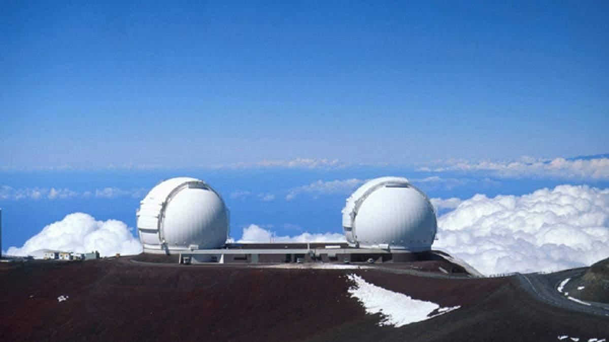 Обсерваторія Мауна-Кеа