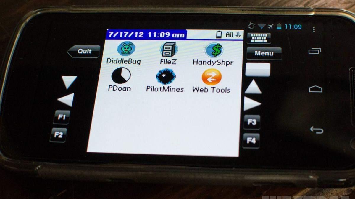 Palm OS и с Mobile –  рейтинг самых популярных операционных систем за последние 10 лет