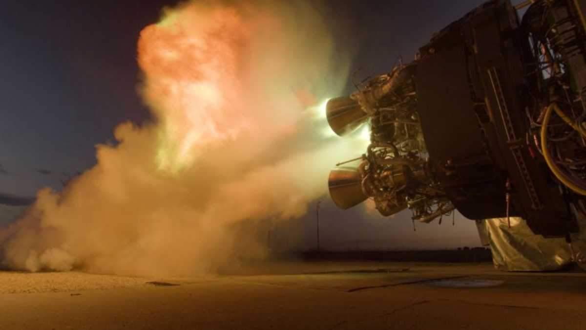 Українська компанія Firefly буде використовувати розробки Rocketdyne для своїх ракет