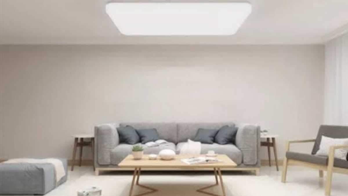Xiaomi выпустила огромный умный светильник: в чем его особенность