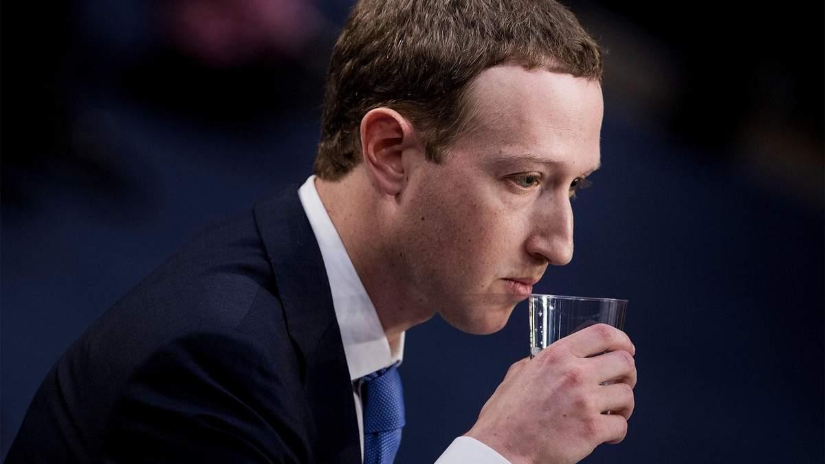 Цукерберг признал, что бывает похож на робота и объяснил почему