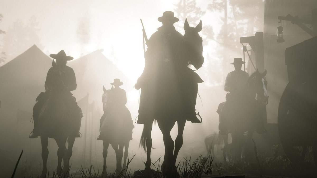 В Epic Games Store стартували попередні замовлення на гру  Red Dead Redemption 2: ціна
