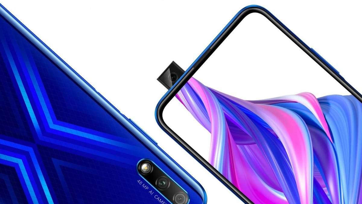 Huawei Honor 9X – технические характеристики, цена, камера