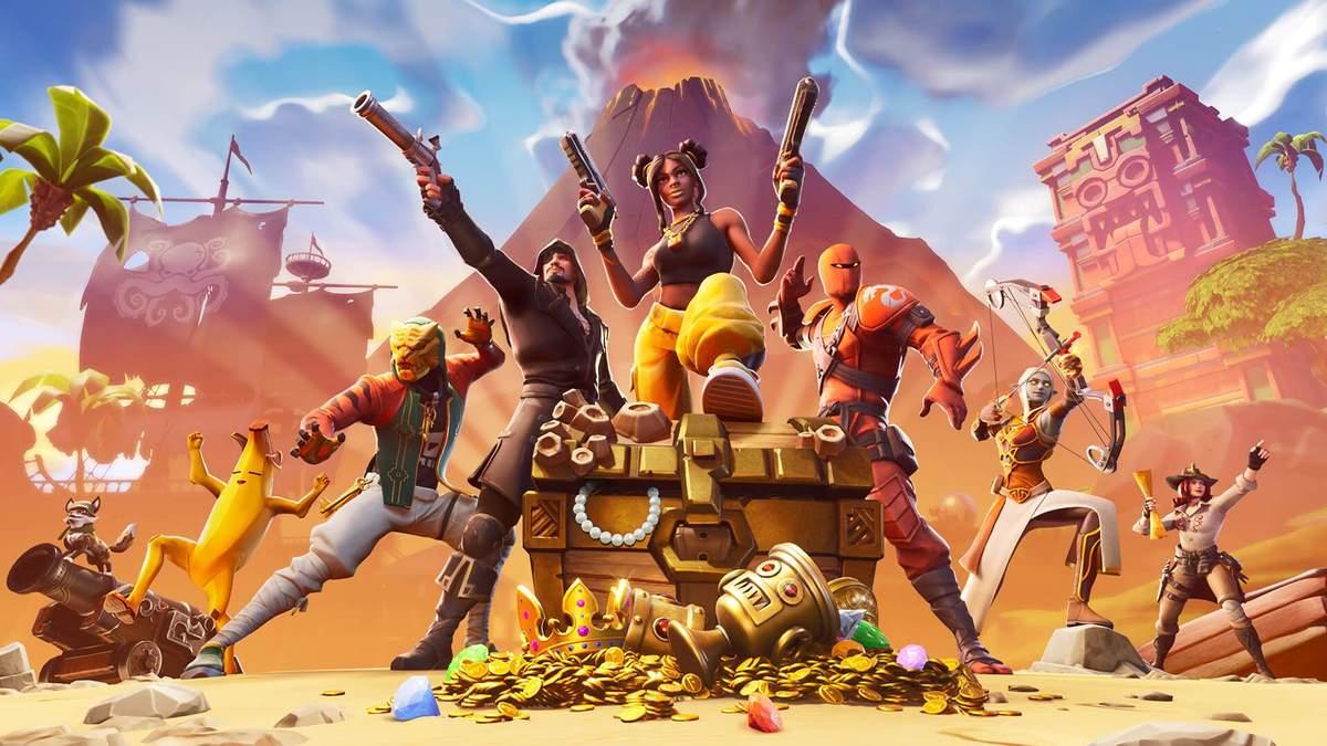 "Epic Games подала позов до суду проти ""балакучого геймера"": причини скандалу"