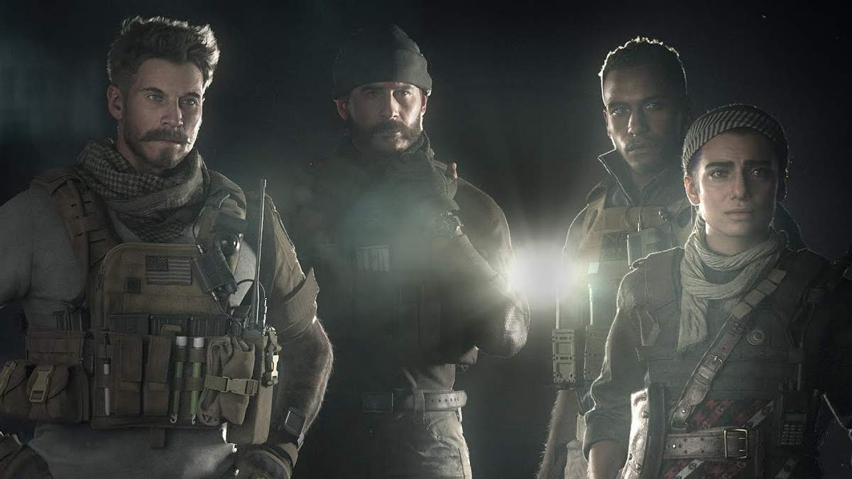 """В грі Call of Duty: Modern Warfare з'явиться Донецьк і """"Донбас-Арена"""""""