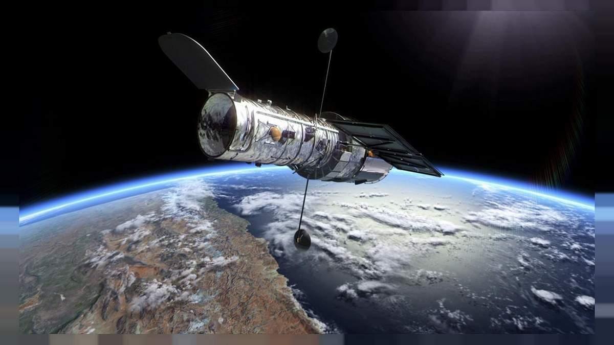 Hubble сделал удивительный снимок спиральной галактики