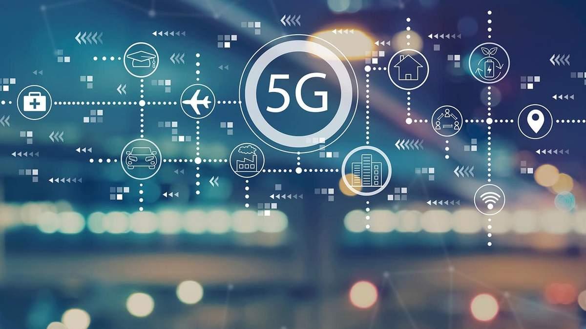 Lifecell запускает в Украине тестирование 5G