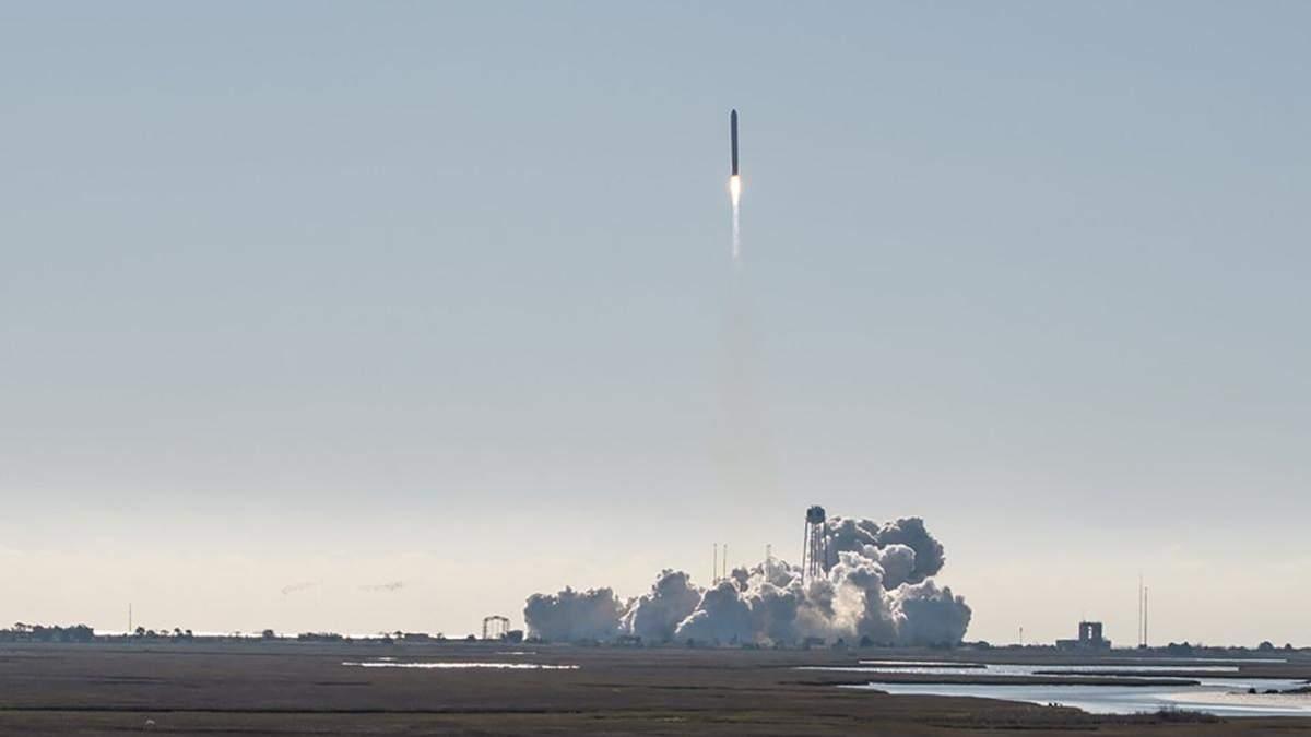 """Українсько-американська ракета """"Антарес"""" допомогла астронавтам у дослідженні Всесвіту"""