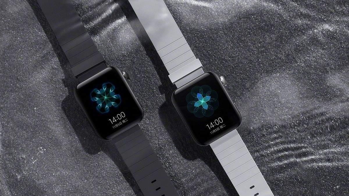 Xiaomi Smart Watch: фото та дата презентації