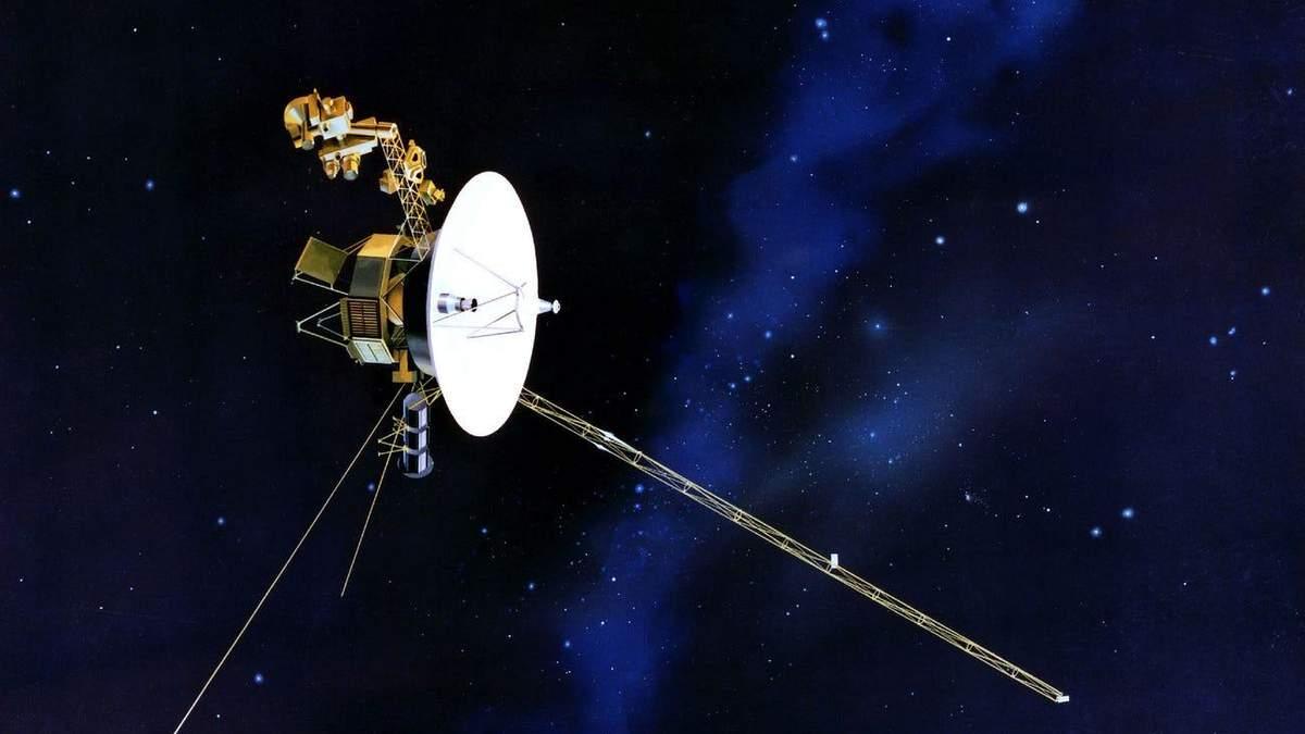 Зонд передав дані з-за межі Сонячної системи