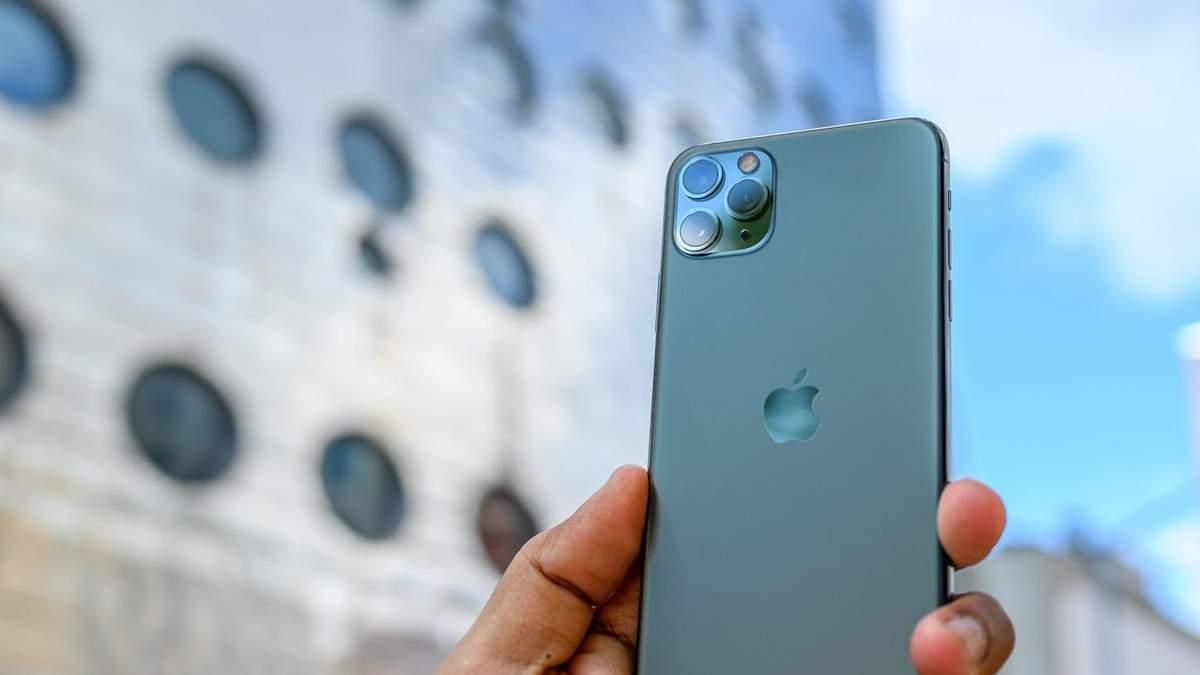 iPhone Pro Max прошел тест на камеры