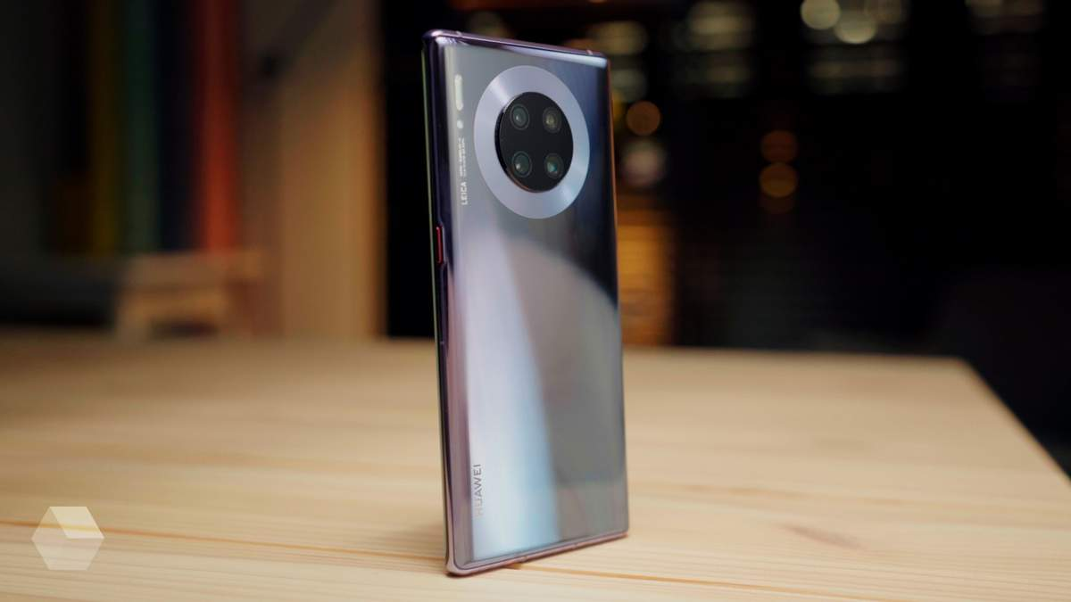 Huawei Mate 30 Pro – найкращий смартфон року