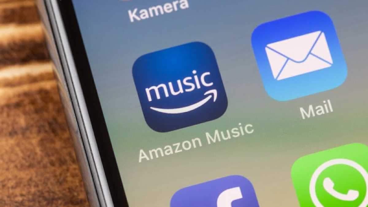 Amazon Music бесплатная версия: когда будет в Украине