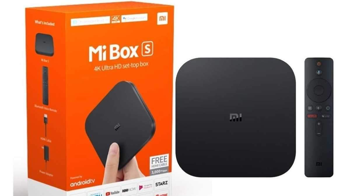 Xiaomi Mi Box S: характеристики і ціна