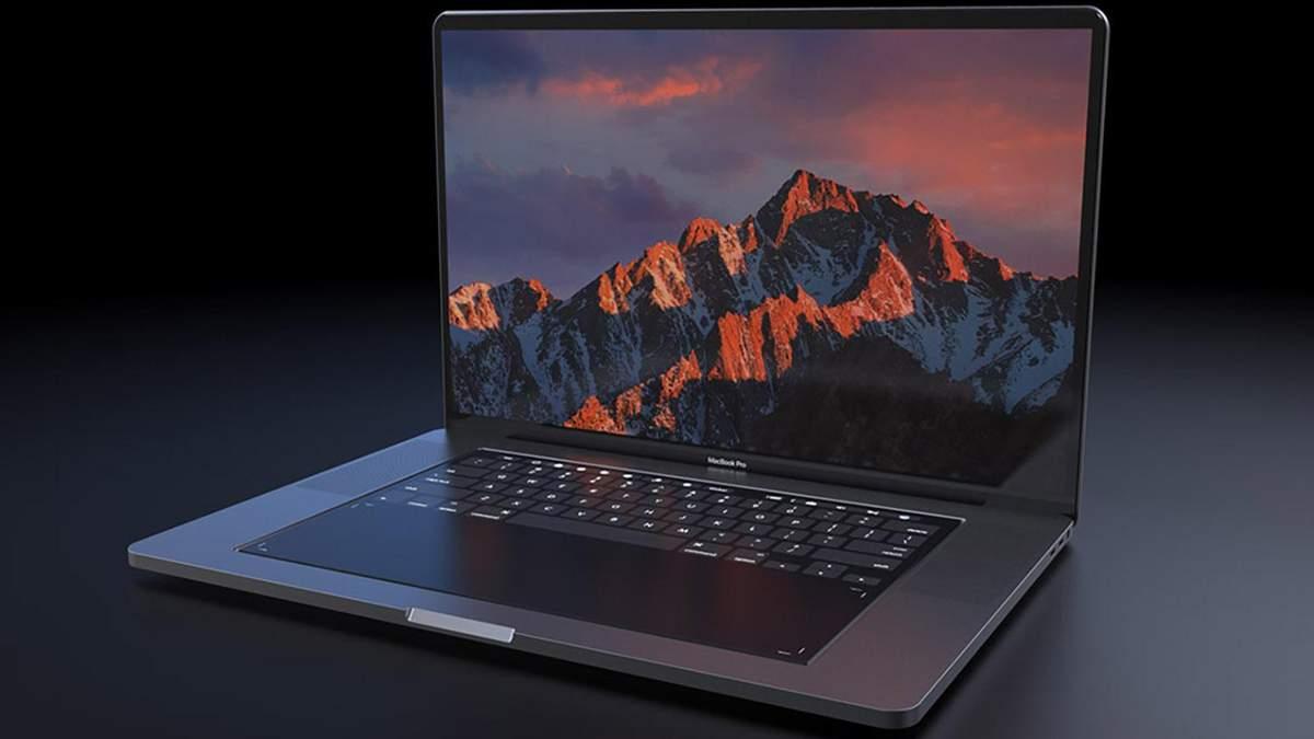 В MacBook Pro обнаружили загадочный датчик