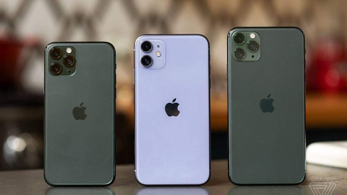 Apple випустила чохли для iPhone за цін6ою смартфонів Xiaomi