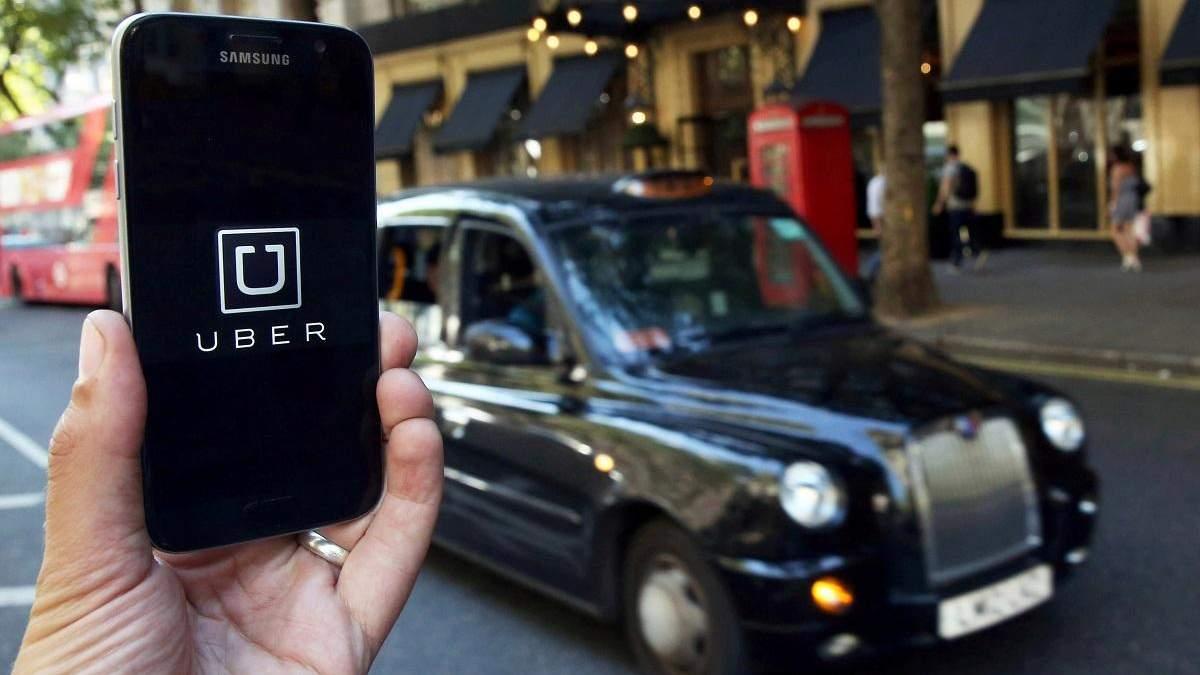 У Лондоні може зникнути Uber