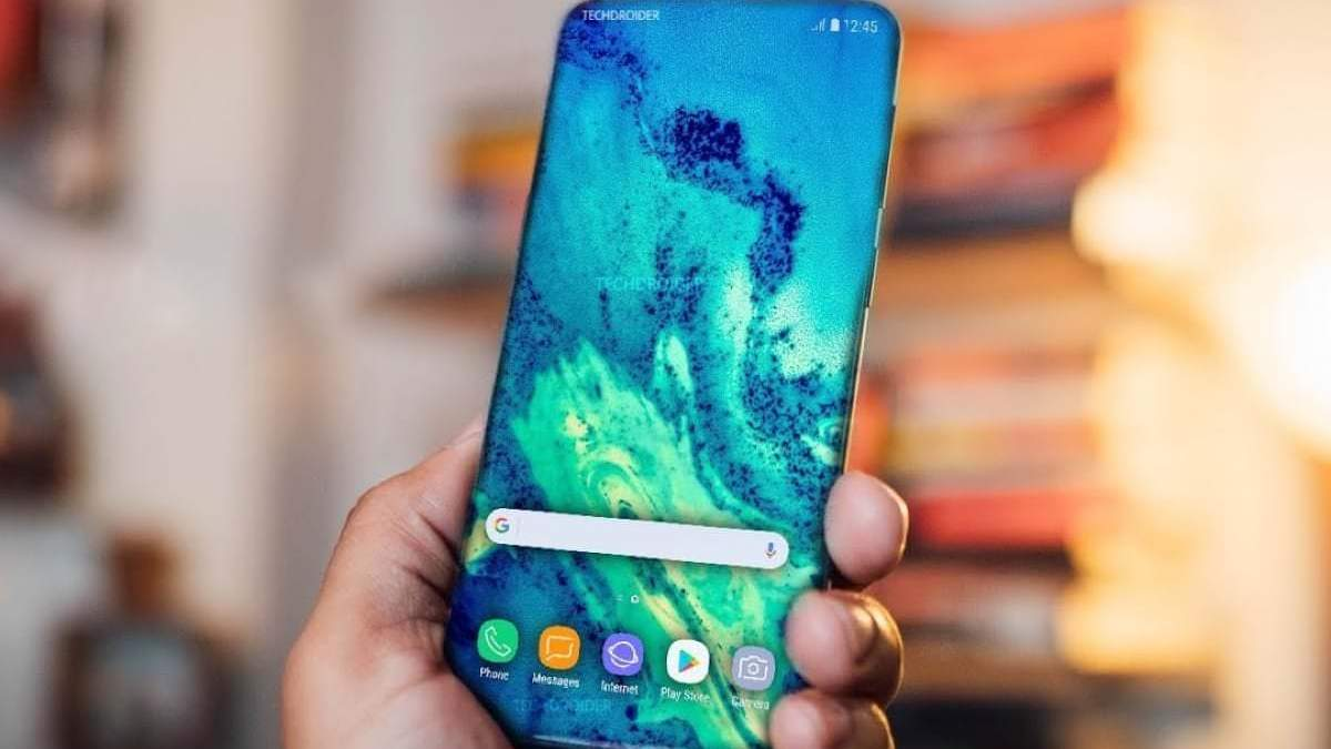 Ймовірний дизайн Samsung Galaxy S11 Plus