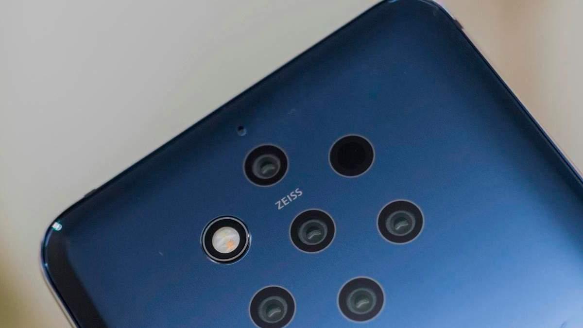Каким будет смартфон Nokia 9.1 PureView: фото