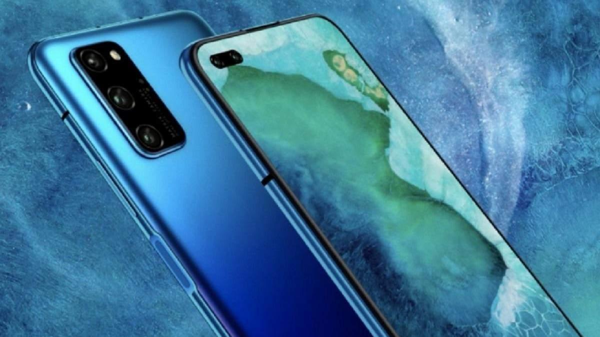 Huawei представила 5G флагмани Honor V30: характеристики та ціни