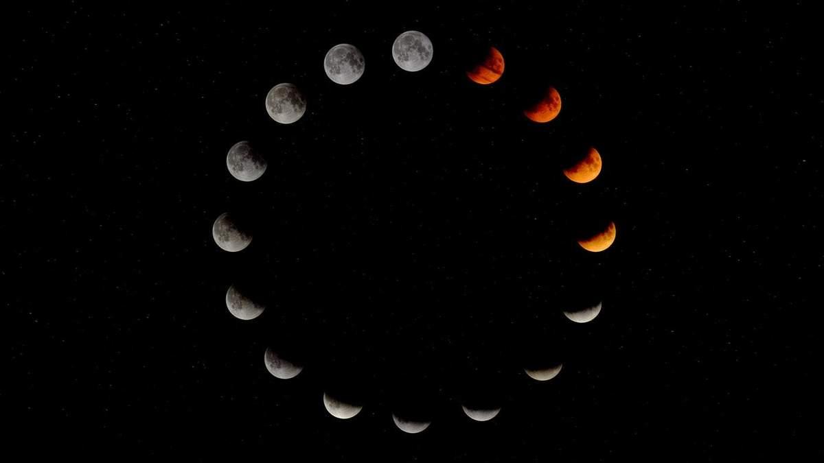 Фазы луны в декабре 2019 – лунный календарь на декабрь – Украина