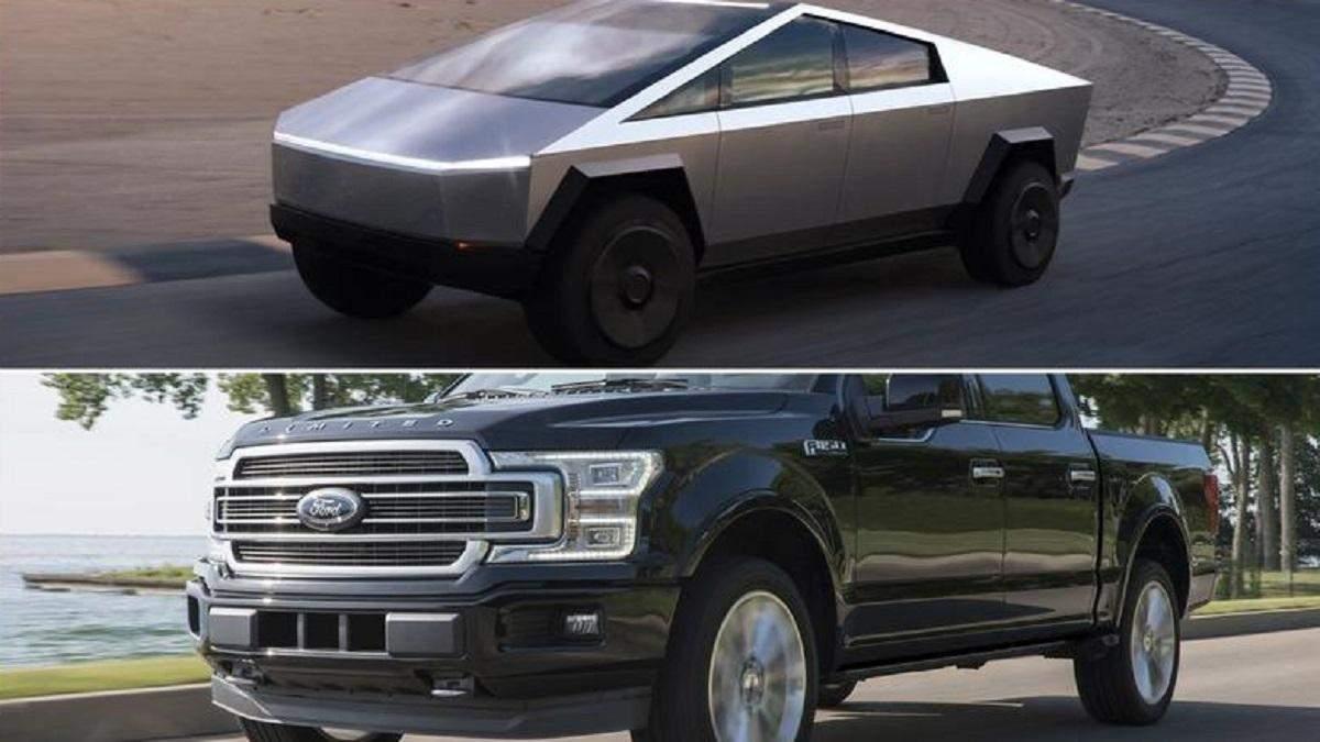 """В Ford утверждают, что им """"ничего доказывать конкуренту"""""""